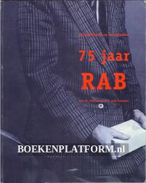75 jaar RAB