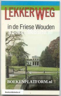 Lekker weg in de Friese Wouden