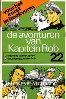 De avonturen van Kapitein Rob 22
