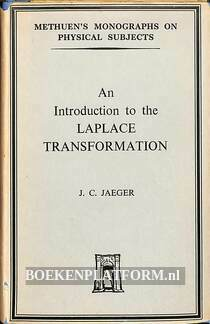 An Introduction to the Laplace Transformation