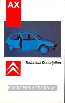 Citroen AX, Technical Description