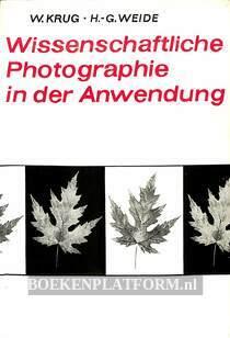 Wissen-schaftliche Photographie in der Anwendung