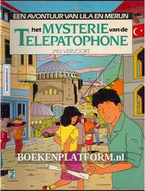 Lila en Merijn, Het Mysterie van de Telepatophone