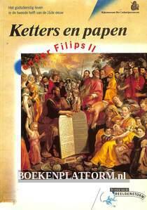 Ketters en papen onder Filips II