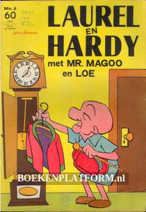Laurel en Hardy nr. 8