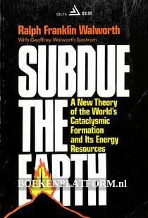 Subdue the Earth
