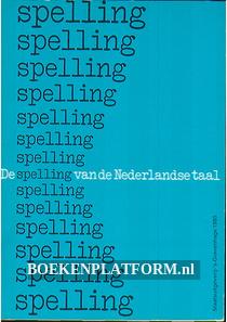 Spelling van de Nederlandse taal