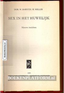Sex in het huwelijk