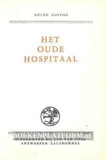 Het oude hospitaal