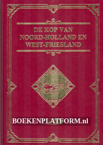 De kop van Noord Holland en West Friesland