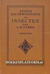 Zeden en gewoonten der insecten