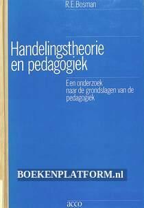 Handelings-theorie en pedagogiek