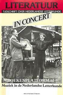Literatuur in concert