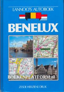 Lannoo's autoboek Benelux