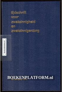 Tijdschrift voor Zwakzinnigheid en Zwakzinnigen zorg 1972