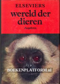 Elseviers wereld der dieren, Zoogdieren