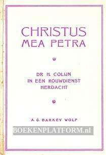 Christus Mea Petra