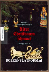 Alter Christbaum schmuck