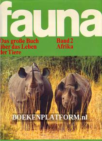 Fauna II, Afrika