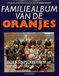 Familiealbum van de Oranjes