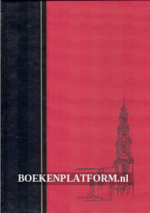 Ons Amsterdam 1980 Ingebonden met originele band
