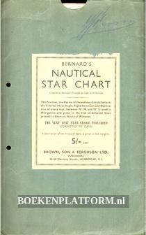 Bernard's Nautical Star Chart