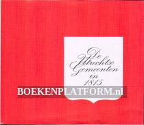 De Utrechtse Gemeenten in 1815