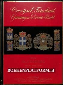 Overijsel, Friesland, Groningen en Drente in Beeld