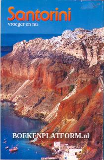 Santorini vroeger en nu