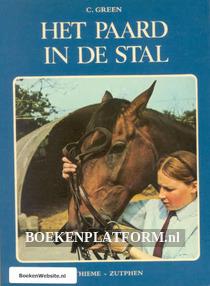 Het paard in de stal