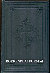 The British Journal Photograpic Almanac 1947