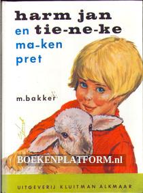 Harm Jan en Tieneke maken pret