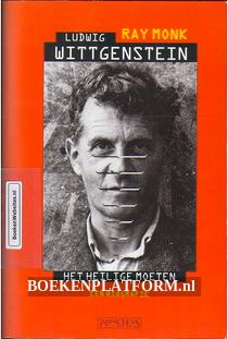 Ludwig Wittgenstein, het heilige moeten