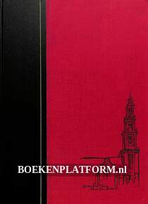 Ons Amsterdam 1959 Ingebonden met originele band