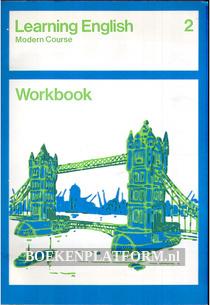 Learning English 2 Workbook