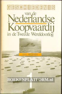Geschiedenis van de Nederlandse Koopvaardij 1