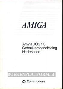 Amiga DOS 1.3 Gebruikershandleiding