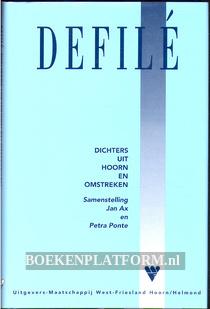 Defile, dichters uit Hoorn en omstreken