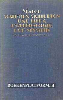 Mater Salesia Schulten und ihre Psychologie der Mystik