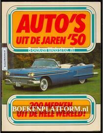 Auto's uit de jaren '50
