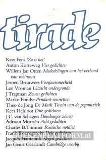 Tirade 258/259