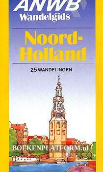 ANWB wandelgids Noord-Holland