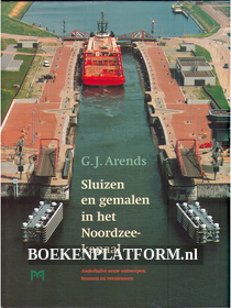 Sluizen en gemalen in het Noordzeekanaal
