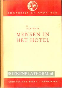 Mensen in het hotel