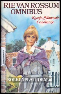 Rie van Rossum Omnibus