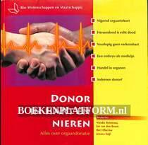 Donor in hart en nieren