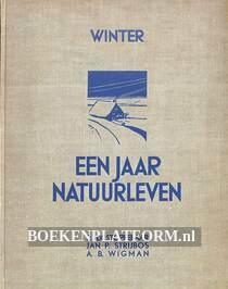 Winter, een jaar natuurleven