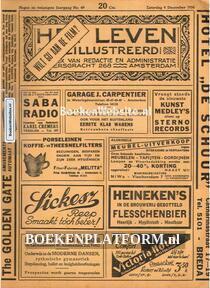 Het Leven 1934 no. 49