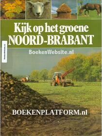 Kijk op het groene Noord-Brabant