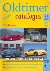 Oldtimer catalogs 2002